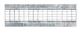BIRCOplus Nominal width 100 Gratings/covers Mesh gratings I clamped grating
