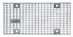 BIRCOsir – kleine Nennweiten Nominal width 150 Gratings/covers Mesh gratings