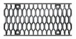 BIRCOsir – kleine Nennweiten Nominal width 150 Gratings/covers Honeycomb grating I ductile iron