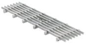 BIRCOlight Nominal width 100 AS Gratings/covers Longitudinal bar gratings I comb