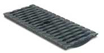 BIRCOlight Nominal width 150 AS Gratings/covers Ductile iron slotted grating