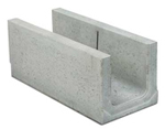 BIRCOcanal Nominal width 300 Channels Supply channels without angles I without cast-in mounting rails