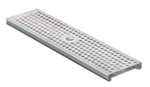 BIRCOtop F-Series without visible edge profile 130 (Outer width) Gratings/covers Perforated gratings I rhombic hole