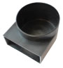 BIRCOslotted steel covers Nominal width 150 AS Accessories Odour trap for In-line outfall unit